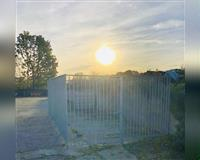 outdoor-hundezwinger-mit-tuer-300x600--steinfurt
